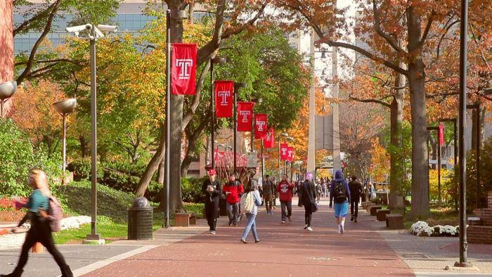 #YouAreWelcomeHere Scholarship 2021 at Temple University – USA