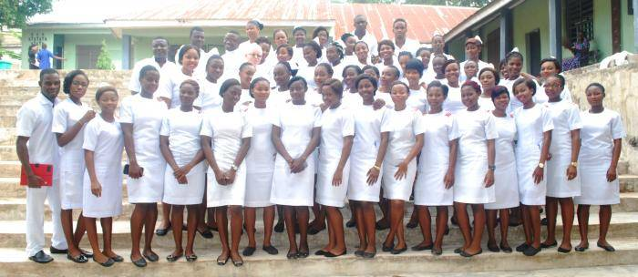 OAUTHC School of Nursing admission forms, 2021/2022 session