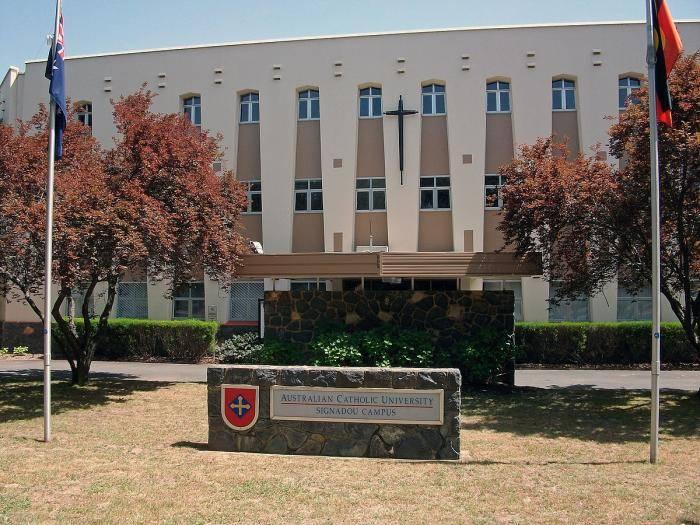 Global Excellence Scholarships at Australian Catholic University - 2021