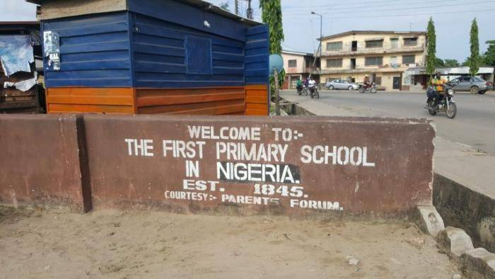See what the first primary school in Nigeria now looks like (video)