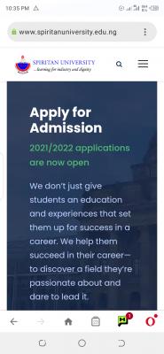 Spiritan University Post-UTME/DE 2021: Cut-Off, Courses, Eligibility, Application Details