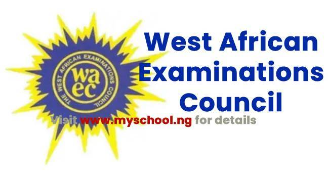 WAEC updated GCE 2020 2nd series exam timetable now available