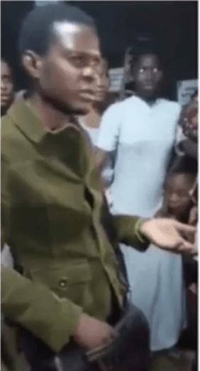 Cross-dressed Man Allegedly Caught in UNIBEN Female Hostel
