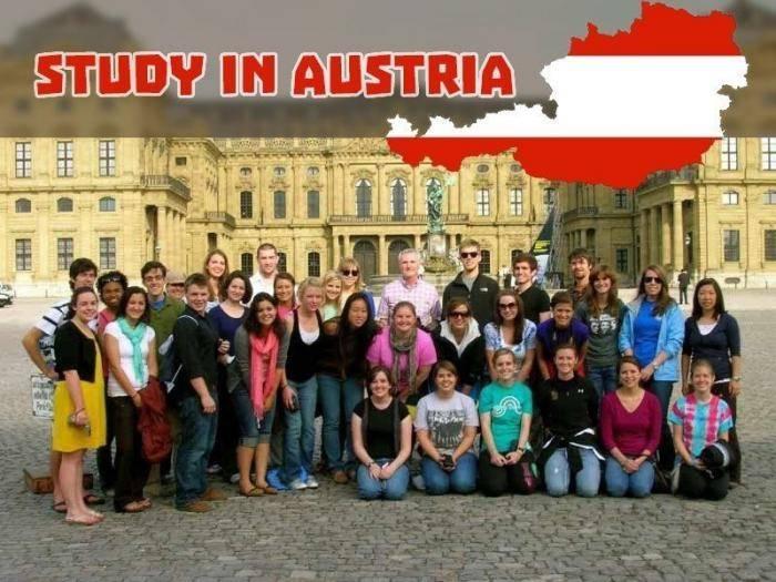 Study In Austria: Republic of Austria International Awards in International Relations 2020