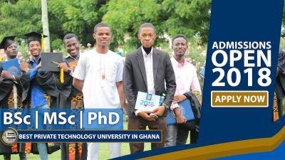September 2018 Admissions In Progress At Accra Institute of Technology (AIT) University, Ghana