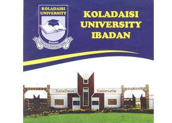 KolaDaisi University (KDU) School Fees Schedule For 2019/2020 Session