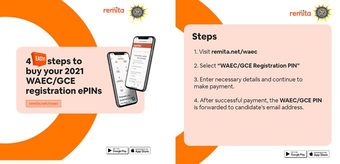 How to BUY your 2021 Nov/Dec WAEC GCE Registration ePINs on Remita