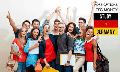 1,000 Heinrich Boll Foundation Scholarships For International Students In Germany - 2021