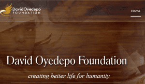 100% David Oyedepo Foundation Scholarships For Nigerians