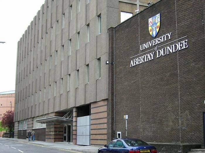 2019 International Scholarships At Abertay University, UK
