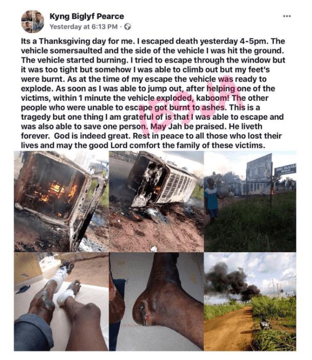 Three Delsu Students Burn Beyond Recognition in Abraka