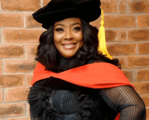 Nigerian Comedienne Set to Become a Professor