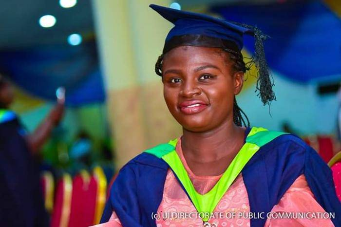 Another UI Student Graduates with a 7.0 CGPA