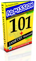 Admission 101 + JAMB CBT practice software + Full Activation + 1 Year SMS Alerts