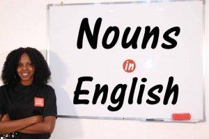 Nouns - Classes of Words - English Grammar