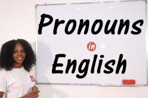 Pronouns - Classes of Words - English Grammar